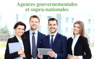 Agences gouvernementales, un groupe de professionnel Privacy Praxis
